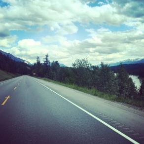 Driving through BC